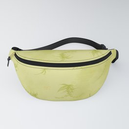 Garden chartreuse  Fanny Pack