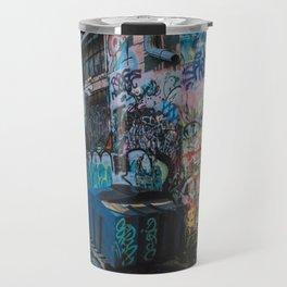 Graffiti Alley 3 Travel Mug