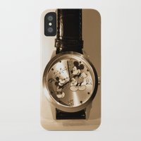 mickey iPhone & iPod Cases featuring Mickey by Larry Bierce