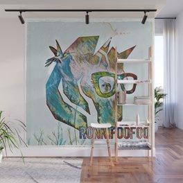 Harsehead Nebula Wall Mural