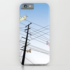 Birds on a wire Slim Case iPhone 6s