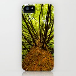 Ethereal Climb iPhone Case