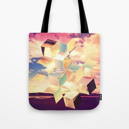 Unravelling Tote Bag