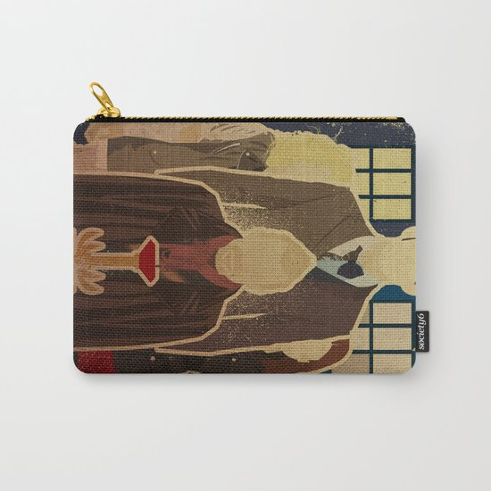 Day of the Doctor Carry-All Pouch