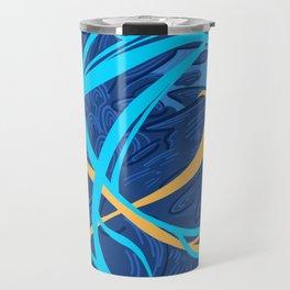 A Raven Thought Travel Mug
