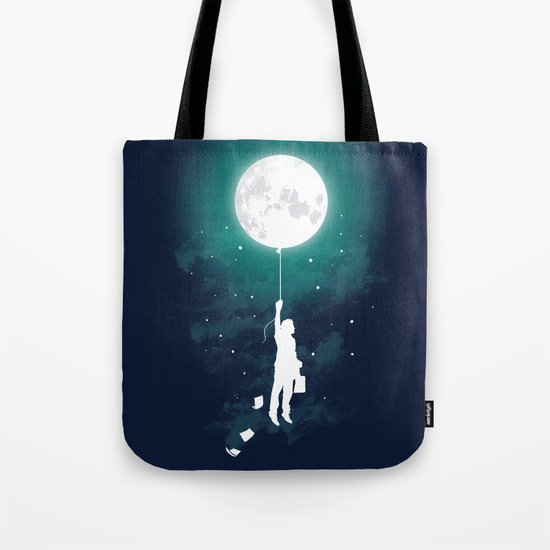 Burn the midnight oil Tote Bag
