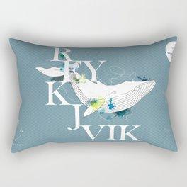 Reykjavik I Rectangular Pillow
