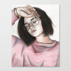 Alleana Canvas Print