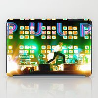 coachella iPad Cases featuring PULP in Coachella by The Electric Blve / YenHsiang Liang