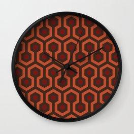 Redrum Wall Clock