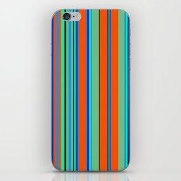 Stripes-005 iPhone Skin