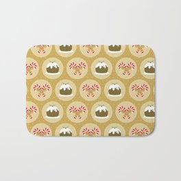Merry Christmas With Love Bath Mat
