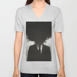 Confessions of a Guilty Mind. Unisex V-Neck