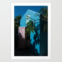 Aesthetically Pleasing Building Art Print