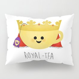 Royal-tea Pillow Sham