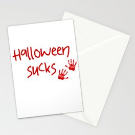 It sucks! Stationery Cards