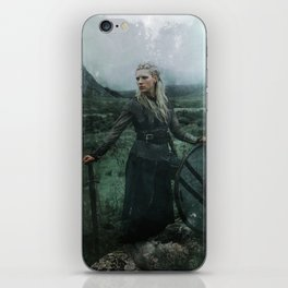 Shieldmaiden iPhone Skin