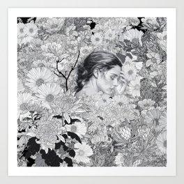 Where Dreams Entwine Art Print
