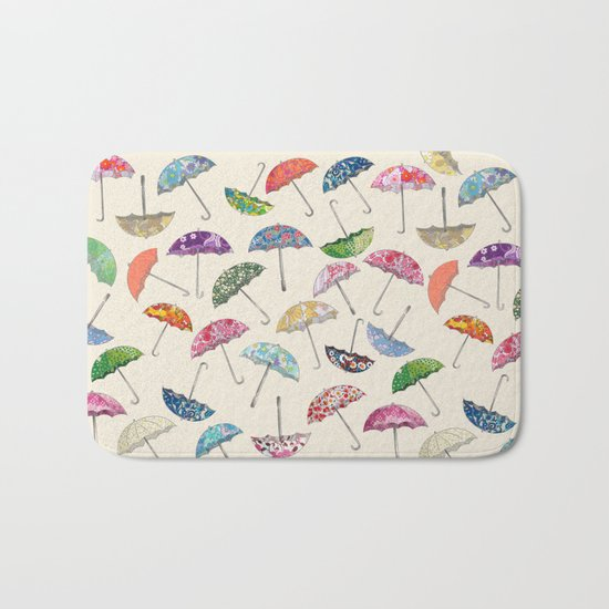 Umbrella & umbrellas Bath Mat