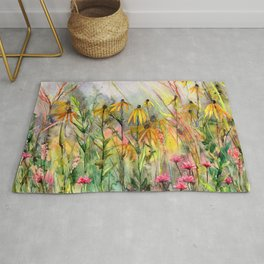 Uncertain Sunlight Rug