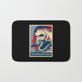 """Immortan Joe """"Hope"""" Poster Bath Mat"""