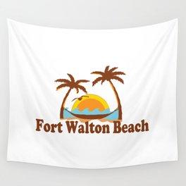 Fort Walton Beach - Florida. Wall Tapestry
