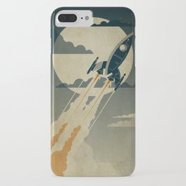 Night Launch iPhone Case