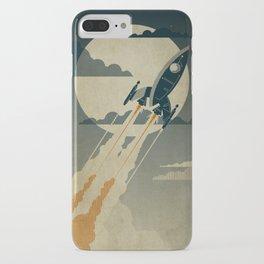 Night Launch iPhone Case