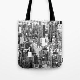 Lost in Metropolis Tote Bag