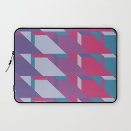 Abstract Drama #society6 #violet #pattern Laptop Sleeve