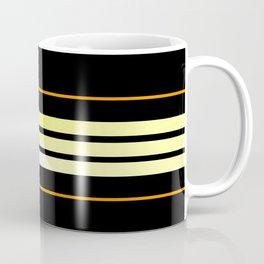 Team Colors 5 ...Yellow , orange Coffee Mug