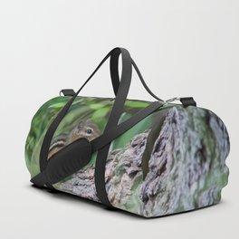Chipmunk Duffle Bag