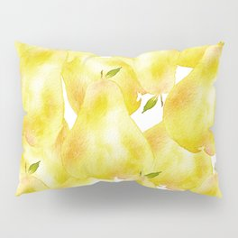 Everybody Pear Up! Pillow Sham