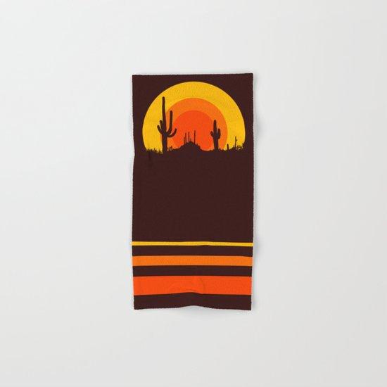 mucho calor Hand & Bath Towel