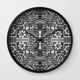 """""""Vi illustro cosa accade nella mia testa"""" Wall Clock"""