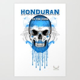 To The Core Collection: Honduras Art Print