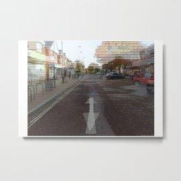 Mengham Road 04. Metal Print