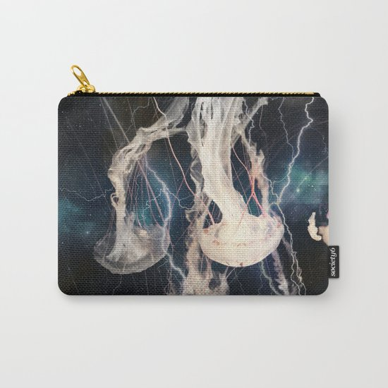 Space Jellyfish Carry-All Pouch