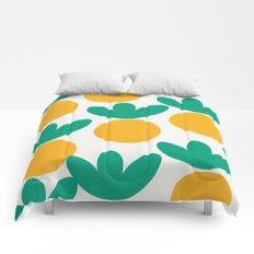 Minimalist Fruit Summer Pattern Comforters