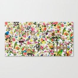 Everything Canvas Print