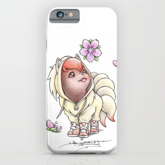 I too will Blossom iPhone & iPod Case