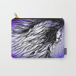 Spirit in the wind- Carry-All Pouch