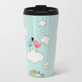 Home is wherever I am with you! Travel Mug