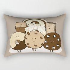 I ❤️ cookies Rectangular Pillow