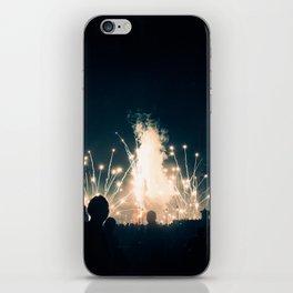 Illuminations iPhone Skin