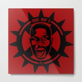 DMX - Dark Man X - Minimalist Poster Metal Print