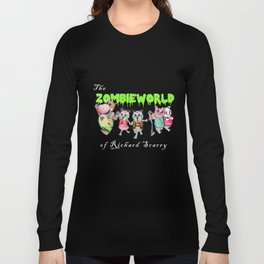 The Zombie World of Richard Scarry Long Sleeve T-shirt