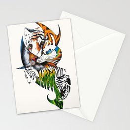 Sumatran Tiger Stationery Cards