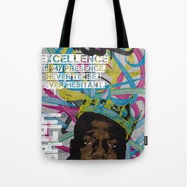 Excellence Tote Bag