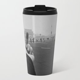 Ai Weiwei - Middle Finger Travel Mug